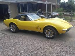 1969 corvette for sale 1969 corvette for sale mustang oklahoma