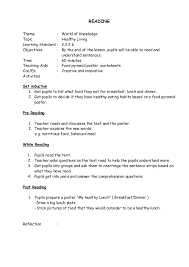 lesson plan kssr year 4