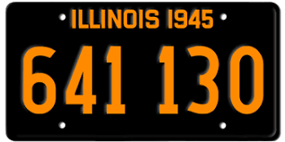 Illinois Vanity License Plates Personalized Illinois License Plates Custom License Plates