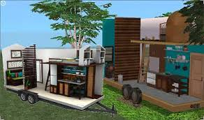 mod the sims tropical tiny house based on a real house