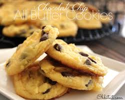 all butter cookies chocolate chip oh bite it