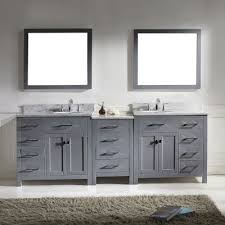Bathroom Vanities Maryland 93 Inch Bathroom Vanities Luxury Living Direct