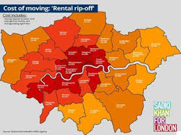 average rent cost londoners face rip off fees equal to six weeks wages to rent