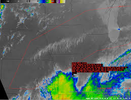 Lbl Map Moderate To Severe Turbulence Over The Midwest Cimss Satellite Blog