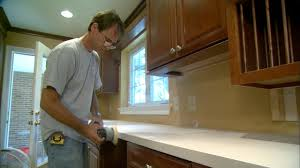 How Thick Is Corian How To Install Solid Surface Countertops Today U0027s Homeowner