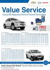 100 isuzu engine service manuals isuzu specials repair