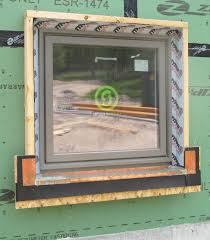 installing windows in a foam sheathed wall greenbuildingadvisor com