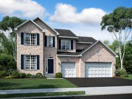 Home Design Center Westbury Westbury Floor Plan In Devonshire Woods Estates Calatlantic Homes