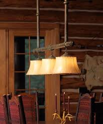 Rustic Chandeliers For Cabin Rustic Lighting For Cabins Custom Eagle Lodge Chandelier Shown
