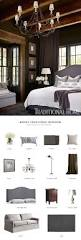 Traditional Bedroom - copy cat chic room redo moody traditional bedroom copycatchic