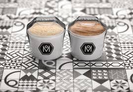 achromatic bakery packaging bakery packaging