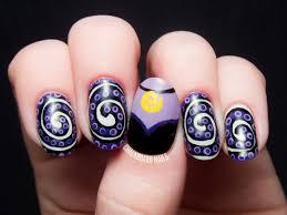 The Disney Diva Ursula Nail Art Disney Divas Chalkboard Nails