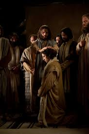 jesus calls twelve apostles to preach and bless others jesus