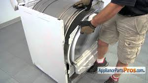 dryer belt part wp40111201 how to replace youtube