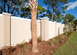 precast concrete fence walls for hoas or home owners association