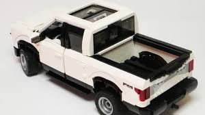 lego toyota lego ford f 150 set needs votes to make it to production