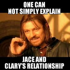 Simon Meme - city of bones the mortal instruments am i the only one that