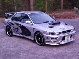 subaru gc8 widebody subaru impreza google search debi beautiful classy cars
