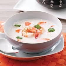cuisiner avec du lait de coco soupe au lait de coco et crevettes soupers de semaine recettes 5