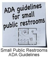 Ada Guidelines Bathrooms Accessories In Public Restrooms Ada Guidelines Harbor City Supply