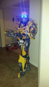 Transformer Halloween Costume Halloween Costumes Pumpkin Carvings