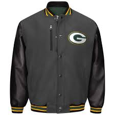 Green Bay Packer Flag Nfl Men U0027s Varsity Jacket Green Bay Packers