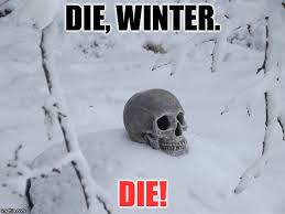 Winter Meme - winter death memes imgflip
