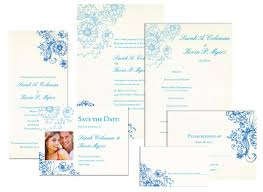 Wedding Invitations Packages Complete Wedding Invitation Packages 8253