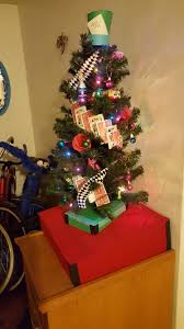 thought id share my alice in wonderland christmas tree disney