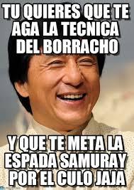 Jackie Chan Meme - jackie chan merci jackie meme on memegen
