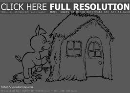 brick house pigs clipart panda free clipart images