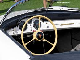 porsche classic speedster 1955 porsche 356 speedster at the 2016 amelia island concours