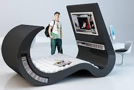 canapé high tech méridienne lounge high tech