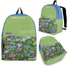 Disney World Resort Map Disney World Resort Map High Quality Limited Edition Custom