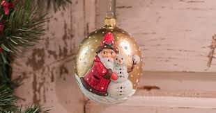 jingle balls a glass ornament collection by vaillancourt