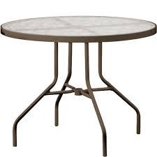 Round Concrete Patio Table Patio Round Glass Patio Table Home Interior Design
