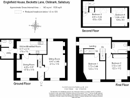 Salisbury Cathedral Floor Plan by 4 Bedroom Detached House For Sale In Becketts Lane Chilmark