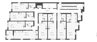 new york apartments floor plans my micro ny apartment building by narchitects house pinterest