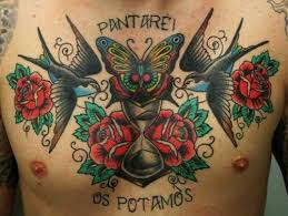 best 25 rose chest tattoo ideas on pinterest flower tattoos on