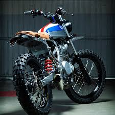 honda nx650 custom bike exif