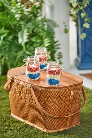 diy mason jar 4th of july decorations improvements blog 4th of july decorations and americana decor