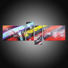 Toiles Contemporaines Design On Mercury Abstrait