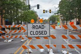 Illinois Road Construction Map by Street Closings U0026 Lane Restrictions City Of Fort Wayne