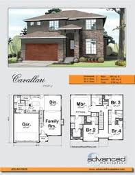 Two Storey Residential Floor Plan Simple 2 Story House Floor Plans Home Decor Ideas Pinterest