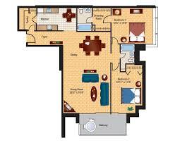 bedroom floorplan baron apartment building floor plans columbia plaza