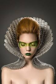 history of avant garde hairstyles 549 best not as usual images on pinterest makeup hairstyles