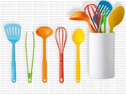 ᐅ ensemble de 5 ustensiles de cuisine cadeau publicitaire
