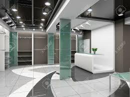 Shop Interior Stock Photos Royalty Free Shop Interior Images And - Modern boutique interior design