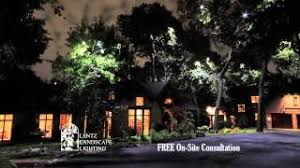 Lentz Landscape Lighting Lentz Landscape Lighting Tree Huggers All