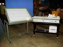 Lighted Drafting Table Auctions International Auction Ontario County Ny 13455 Item